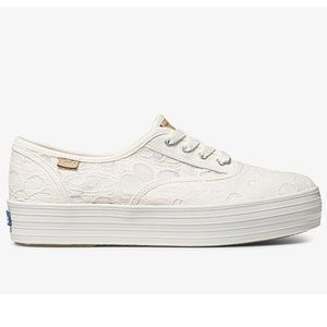 "🎁Adoral Keds ""Festival"" sneakers. Worn once!"